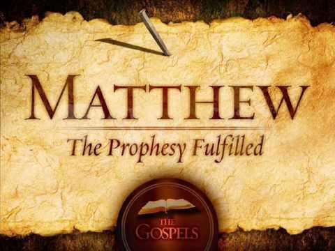 Evangelium podle Matouše - Bible CZ