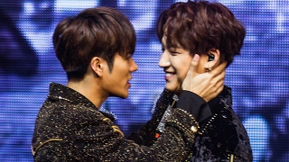 jackbum jaeson got7 sweet moments  jb jackson  part 3