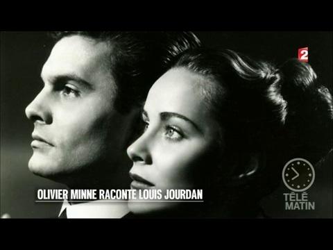Portrait  Olivier Minne rend hommage à Louis Jourdan