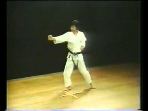 Các bài quyền Và phân thế KarateDo từ đai trắng đến đai đen1