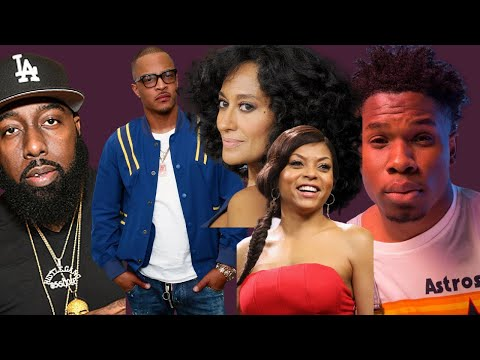 Y Sit GetteUp On Being T.i. Cousin, Talks Therapy, Trae Tha Truth + Taraji P Henson & Tracee Ell