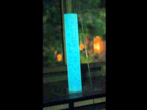 The Bacterial Bubble Lamp - YouTube