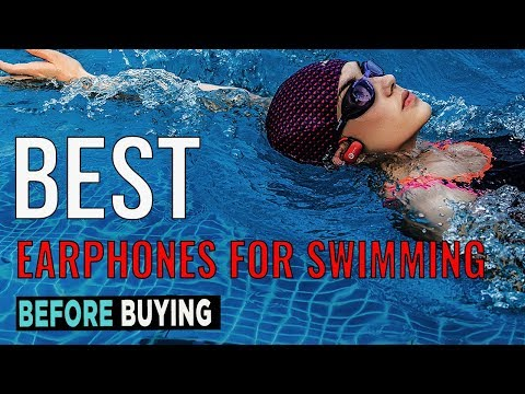 TOP 4: Best Earphones For Swimming 2017