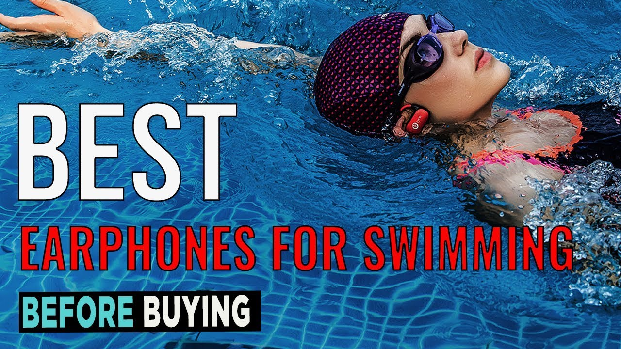458cb9a347c TOP 4: Best Earphones For Swimming 2017 - YouTube