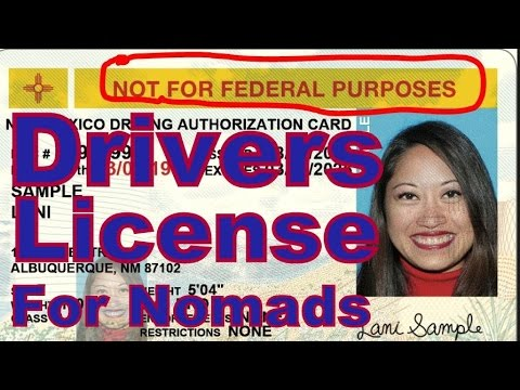 A To Get Real Id Drivers How License Youtube - Nomads For