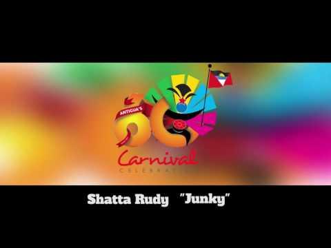 (Antigua Carnival 2016 Soca Music) Shatta Rudy - Junky