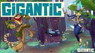 Struggling To Keep Up - Gigantic Gameplay  Vadasi