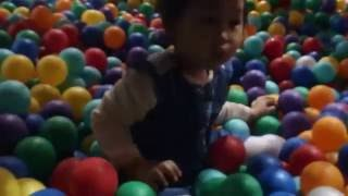 Fun Activities For A 2 Year Old  In Jump Indoor Playground,  Uk