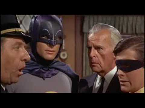 "Batman Movie 1966 ""Sea for Catwoman"""