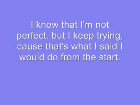 Perfect - Hedley (lyrics!)