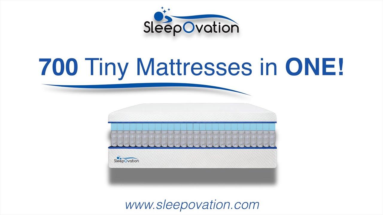 The Sound of Sweet, Sweet SleepOvation Sleep.