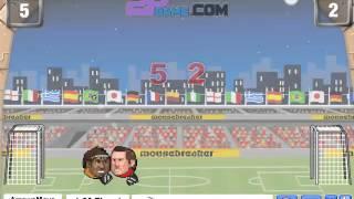 SPORTS HEADS WORLD CUP CHALLENGES Walkthrough