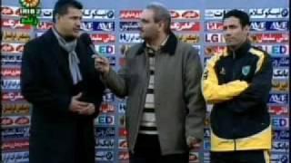 Ya Hossein Mir Hossein Chants during Ali Daei Interview