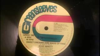 Echo Minott - Sweet Dreams Are Made Of This