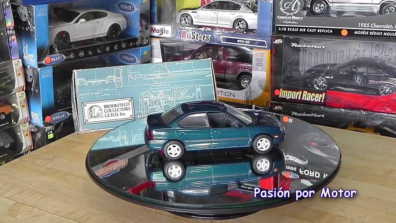 Revisi 243 N 1 24 Dodge Plymouth Neon 1995 De Brookfield
