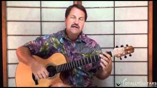 Wonderful Life Guitar Lesson Preview - Black