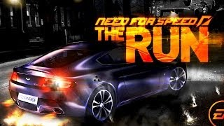Need for Speed The Run- All cars
