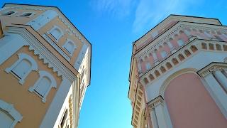 Достопримечательности Гродно Кася и Бася(Это место в Гродно считается если не культовым, то во всяком случае весьма знаменитым. И Бася и Кася ростом..., 2017-02-16T02:47:23.000Z)