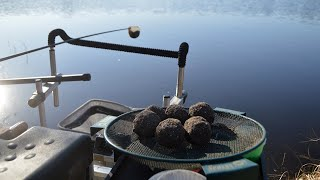 Весенняя рыбалка на штекер