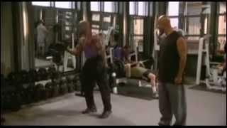 Terry Crews - Euro Training