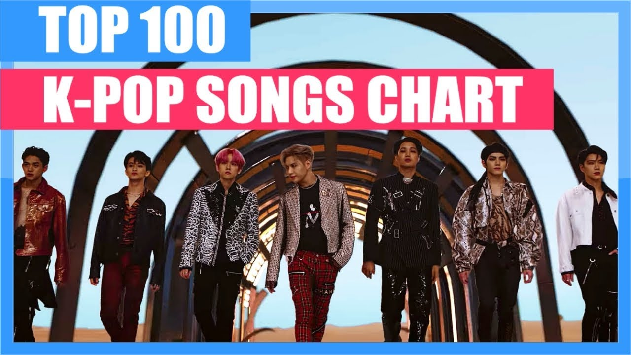 (TOP 100) K-POP SONGS CHART | OCTOBER 2019 (WEEK 4)