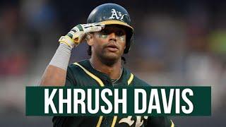 KHRUSH: The Khris Davis HR mixtape