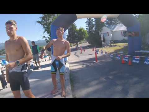 2017 Whitefish Lake Triathlon