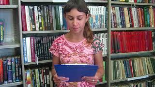 Страна читающая— АннаМалькова читает произведение «Лето» И.З.Сурикова