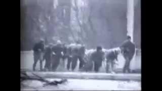 Чечня  Видео боевиков отрывки