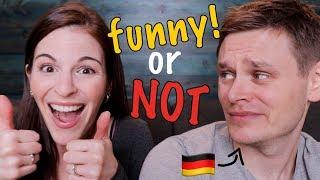 Germans DO NOT Think I'm Funny (Including Stefan!)??