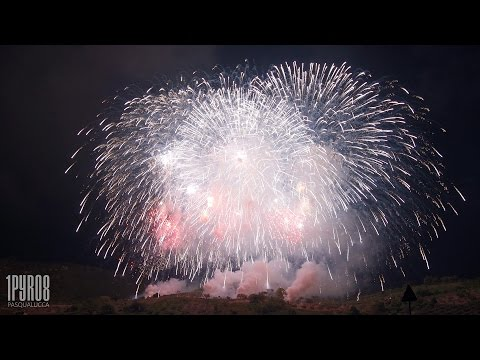 ITALIAN fireworks!! Lucca-Sicula Pasqua 2017 | Luigi Di Matteo | San Giovanni