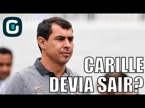 Programa Completo (14/02/18) Carille Deveria Sair Do Corinthians?