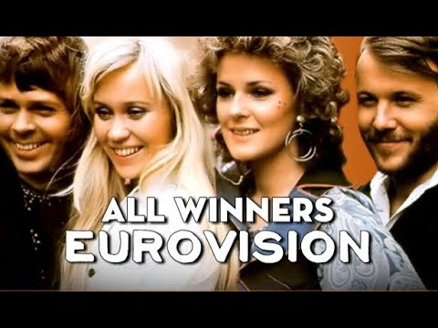 Eurovision All Winners (1956 - 2016)