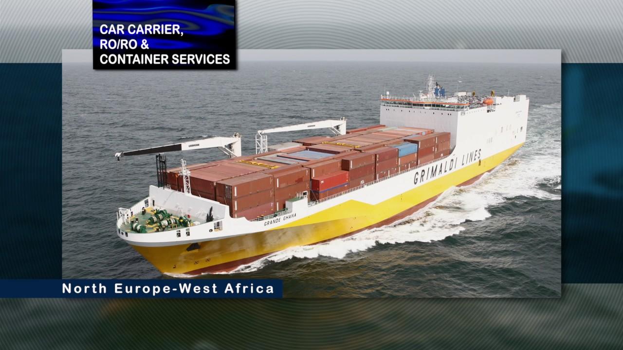 Grimaldi Group - Maritime & Logistics Careers onshore and