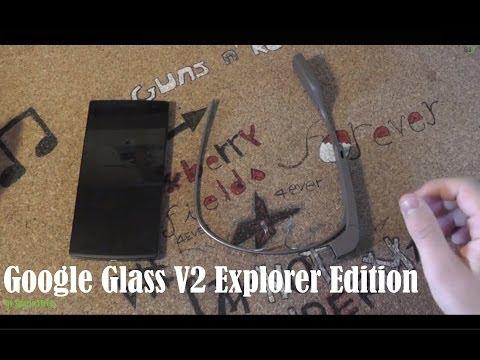 Google Glass V2 Explorer Edition recensione italiana by Spazio iTech