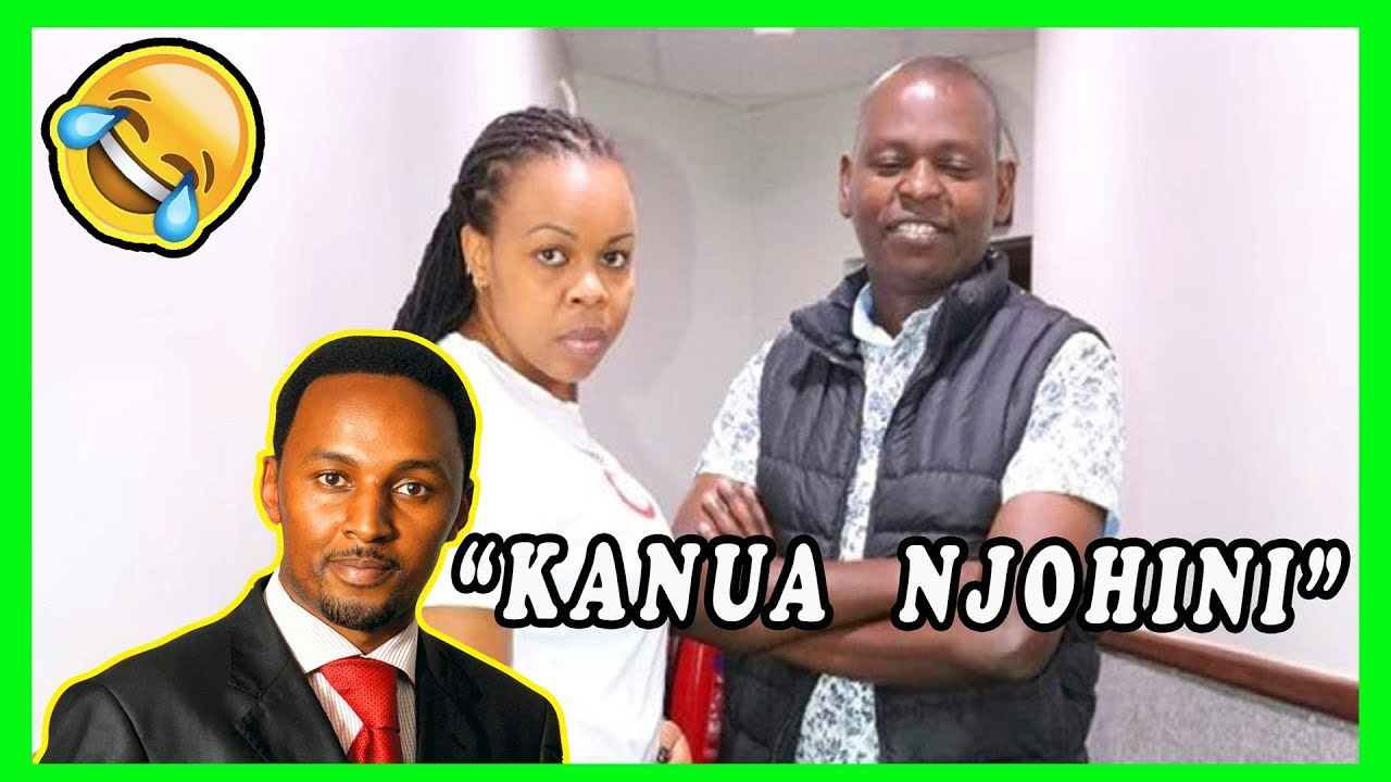 """Download kihenjo""""kanua njohini""""karungo wa thangwa kuga""""😂😂😂😂"""