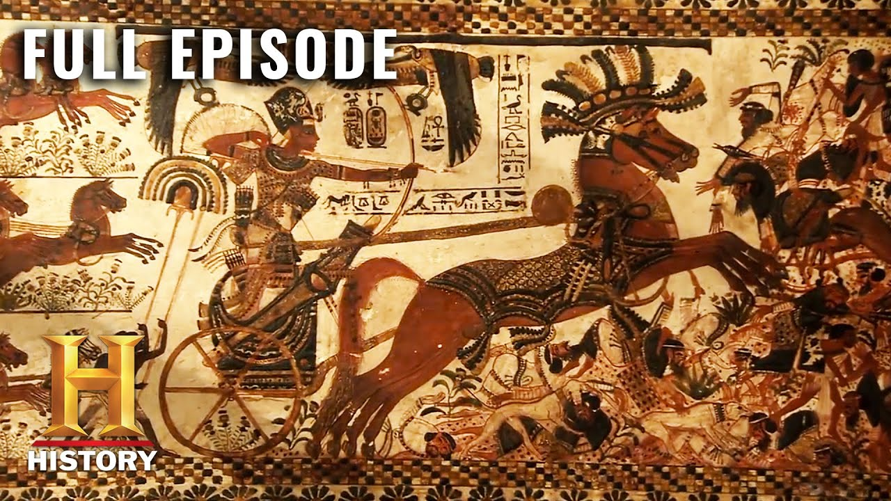 Download Brutal Ancient Egyptian Warfare | Ancient Discoveries (S3, E6) | Full Episode | History