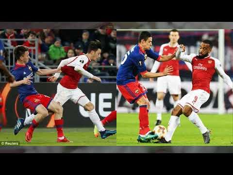 """CSKA Moscow vs Arsenal 2 - 2 (3 - 6) : Suýt chút có """"Roma 2.0"""", hú hồn đi tiếp !!!"""