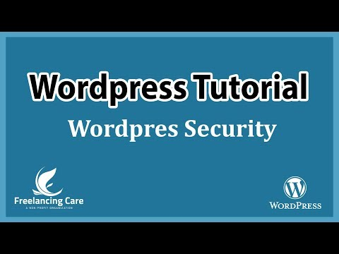 Wordpress Bangla Tutorial - How to make WordPress site secure (LIVE Project) - 동영상