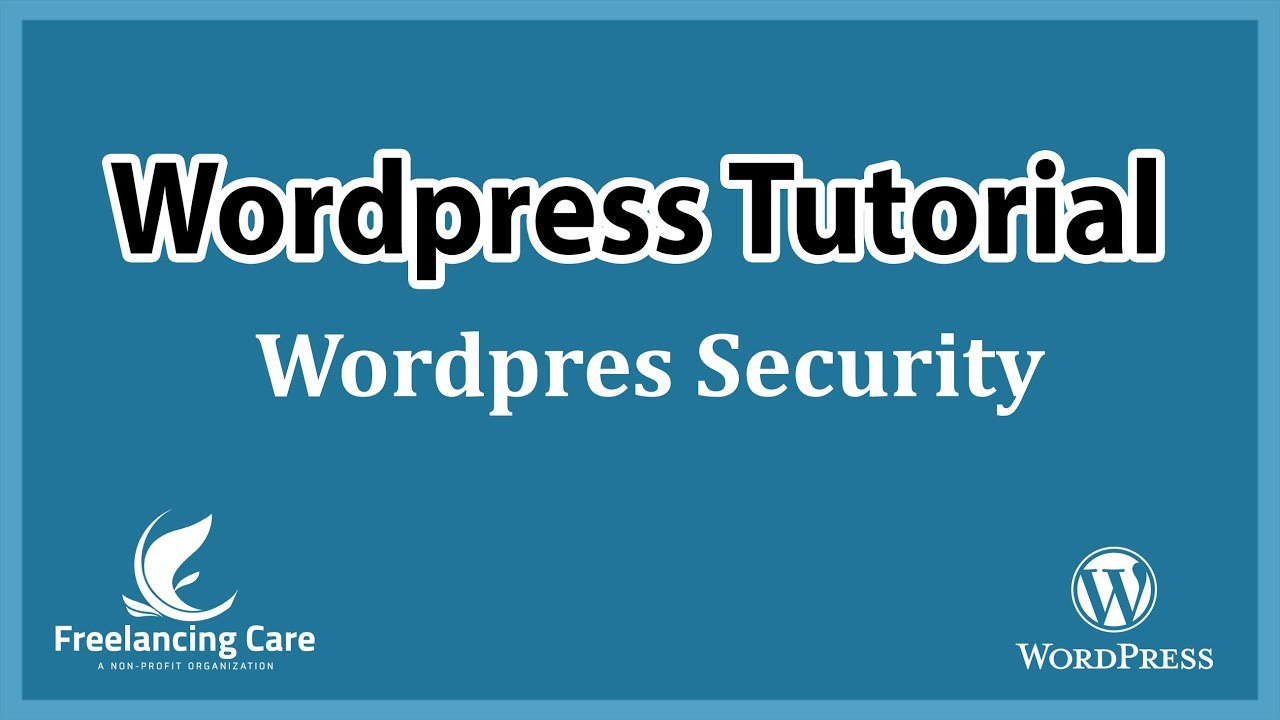 you tube how to make a wordpress site