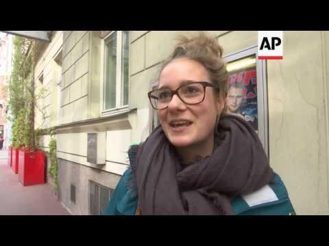 Polls open in Austrian presidential election