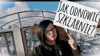 Jak odnowić szklarnie? Pomocy! | www.Kasia.in