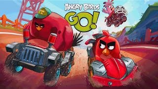 ANGRY BIRDS GO! - GAMEPLAY IOS/ANDROID