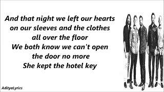 Old Dominion - Hotel Key (Lyrics)