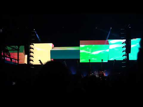 Money, Pink Floyd's Roger Waters Us + Them, em Curitiba