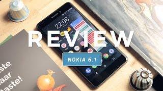 Nokia 6.1 review (Dutch)