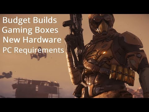 Star Citizen Hardware | Budget Builds, Gaming Boxes & PC