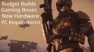 Star Citizen Hardware | Budget Builds, Gaming Boxes & PC Requirements