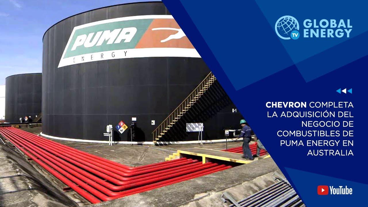 Chevron Completa La Adquisici U00f3n Del Negocio De