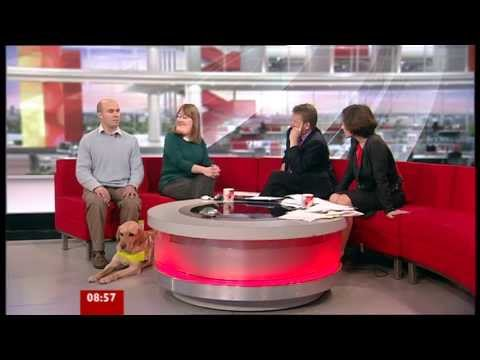 Cast Offs - BBC Breakfast - Victoria Wright and Tim Gebbels